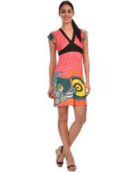 Coton Du Monde Top Dress - Pink