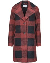 ONLY Manteau - Rouge
