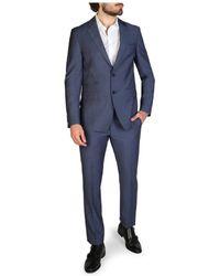 Tommy Hilfiger TT0TT00798 Costumes - Bleu