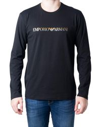 Armani T-shirt 111653 0A595 - Noir