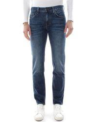 Tommy Hilfiger Mw0mw01758 Denton Jeans - Blue