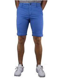 Peuterey PEU2748 Short - Bleu
