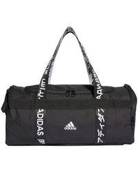 adidas Bolsa de deporte 4ATHLTS Duffel S Bag - Negro