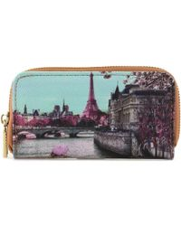 Y Not? - ? H-366 Wallet Accessories Multicolour Women's Purse Wallet In Multicolour - Lyst