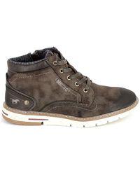 Mustang Sneaker 4149501 Brun Boots - Marron
