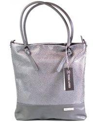 Toscanio - 16193 Women's Handbags In Grey - Lyst