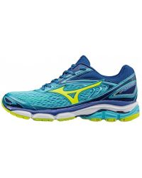 Mizuno - Wave Inspire 13 Women's Shoes (trainers) In Blue - Lyst