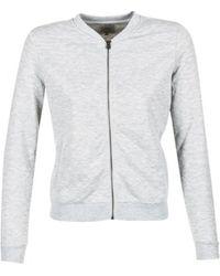 ONLY Sweatshirt JOYCE BOMBER - Grau