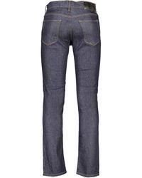 Roberto Cavalli Jeans GSJ201 Denim Jeans Homme BLEU 04564
