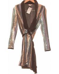 ASOS Robe Courte 38 - T2 - M Robe - Noir