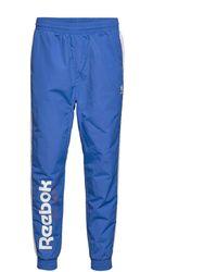 Reebok Cl Track Pant Jogging - Bleu