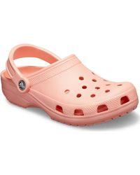 Crocs™ 10001-737-m4/w6 Classic Clogs (shoes) - Pink