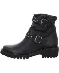 Paul Green - 9330023 Women's Low Ankle Boots In Black - Lyst