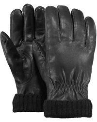Barts Handschoenen Alban Gloves - Zwart