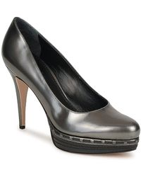 Sebastian TREDACCIAIO Chaussures escarpins - Gris