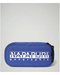 Napapijri Neceser HAPPY PO RE - NP0A4EA2 - Azul
