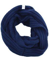 Penn Rich Woolrich RING SERENDIPITY bufandas mujer azul