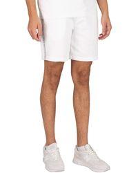 Calvin Klein Short de survêtement - Blanc