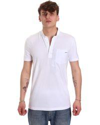 Antony Morato MMKS01741 FA120022 Polo - Blanc