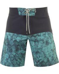 O'neill Sportswear Butterfly Short De Bain Board Surf Hommes hommes Short en bleu