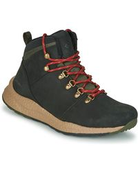 Columbia Scarpe Da Trekking Sh/Ft Wp Hiker - Nero