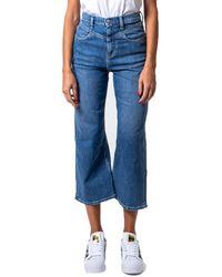 Calvin Klein J20J214419 Jeans - Bleu