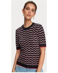 Maison Scotch T-shirt 158778 NAVY TSHIRT - Multicolore