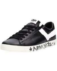 Product Of New York 634J TOP STAR OX NEW YORK Chaussures - Noir