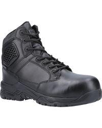 Magnum Strike Force 6.0 Walking Boots - Black