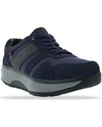 Joya Lage Sneakers Id Schoenen M - Blauw