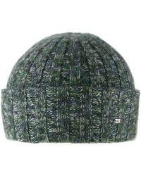 Stetson Bonnet Bonnet Beanie Cashmere 34-vert