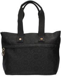 Gattinoni Bines7796ww Shopper Bag - Black