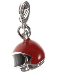Sc Crystal CH0545 Pendentifs - Rouge