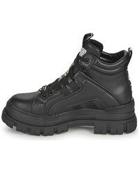Buffalo ASPHA NC MID Boots - Noir