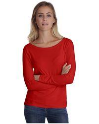Rendez-vous Paris DOMI-3-3 T-shirt - Rouge