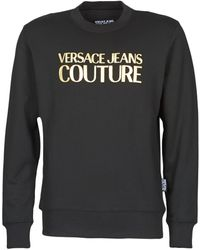 Versace Jeans Couture Sweater B7gza7tq - Zwart