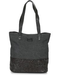 Le Temps Des Cerises Beverly 1 Women's Shoulder Bag In Black