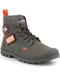 Palladium Pampa HI Change U 76648-325-M Chaussures - Multicolore
