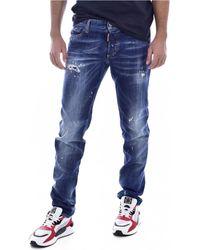 DSquared² Jeans S71LB0498 - Bleu