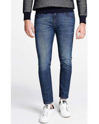 Guess Pantalón para hombre de Jeans - M0YA27D4321 - Azul