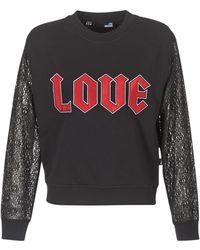 Love Moschino NARU - Negro