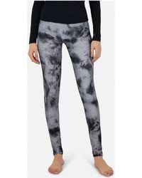 Kebello Legging de sport Taille : F Gris S Collants