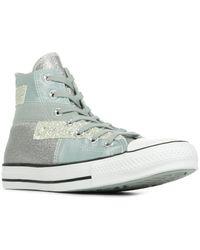 Converse Zapatillas altas Chuck taylor all star high - Gris