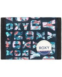 Roxy - Small Beach - Monedero Women's Purse Wallet In Black - Lyst