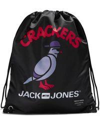 Jack & Jones Jack Jones 12120834 Gymbag Shoulder Bag - Black
