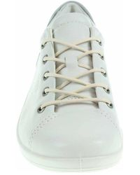 Ecco Soft 20 Chaussures - Blanc