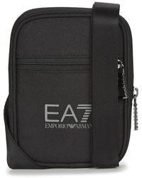 EA7 Handtasje Train Mini Pouch - Mini Pouch Bag - Zwart