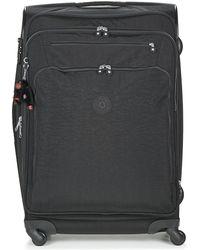 Kipling Youri Spin 78 Soft Suitcase - Black