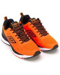 Umbro Hardloopschoenen Schoenen Running Neon (38101) - Oranje