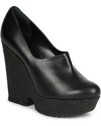 Sonia Rykiel Low Boots Block - Zwart